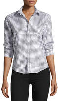 Frank And Eileen Barry Long-Sleeve Check Button-Down Shirt