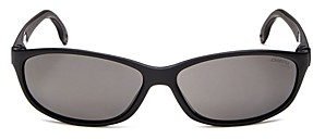 Carrera Men's Wraparound Sunglasses, 61mm