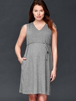 Gap Tie swing dress