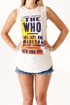 Junk Food Clothing The Who Tank