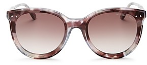 Bottega Veneta Women's Round Sunglasses, 61mm