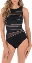 Miraclesuit R) Prismatix Somerset One-Piece Swimsuit