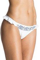 Roxy Women's Ruffle Mini Bikini Bottom