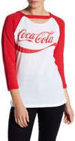 Freeze Coke Raglan Choker Shirt