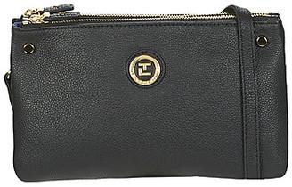 Ted Lapidus GAETANE women's Shoulder Bag in Black