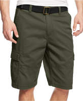 American Rag Men's Belted Relaxed Cargo Shorts, Only At Macy's