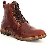 Steve Madden Men's Sargge Lace Up Boots