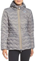 K-Way Coralie Light Thermo Waterproof Down Jacket