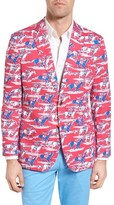 Vineyard Vines Men's Horse Repeat Print Sport Coat