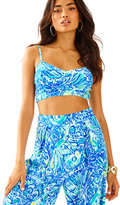 Lilly Pulitzer Lizzy Crop Top & Pant Set