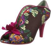 Poetic Licence Women's Shanghai Surprise Peep Toe Shoe Boot Pump Uk 6 - Eu 39 - Us 8