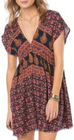 O'Neill 'Deb' Print Tunic Dress