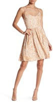 Rachel Pally Hunter Lace-Up Dress