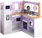 Kid Kraft Grand Gourmet Corner Kitchen - Lavender