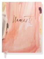 Fringe Studio Brush - Namaste Softcover Journal - Pink