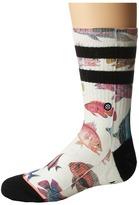 Stance Fish Kiss Women's Crew Cut Socks Shoes