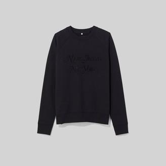 Marc Jacobs New York Magazine x The Logo Sweatshirt