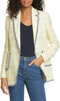 Helene Berman Carine Tweed Blazer