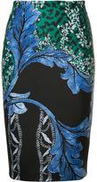 Yigal Azrouel Hedera Social Club skirt - women - Polyester/Spandex/Elastane - 4