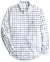 Brooks Brothers Non-Iron Regent Fit Windowpane Sport Shirt