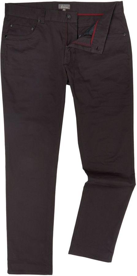 Linea Men's Farringdon Smart Stretch Trousers