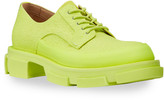 Both Men's Gao Fluo Leather/Rubber Derby Shoes