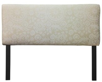 Bungalow Rose Sayles Upholstered Panel Headboard Size: Twin