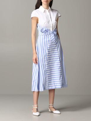 Stella Jean Dress Dress With Skirt