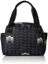 Orla Kiely Buttercup Stem Printed Zip Handbag