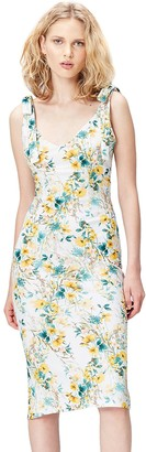 Private Label Amazon Brand - find. Women's Floral Dress