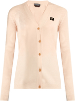 Rochas Wool and cashmere-blend cardigan