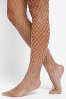 Free People Libby Fishnet Tights