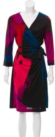 Diane von Furstenberg New Julian Two Silk Dress w/ Tags
