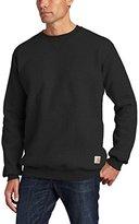 Carhartt Men's Crewneck Midweight Sweatshirt K124