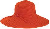 San Diego Hat Company Women's Ribbon Braid Large Brim Hat RBL202