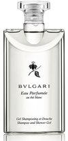 Bvlgari Eau Parfumé;e Au Thé Blanc Shampoo and Shower Gel, 6.8 oz.