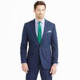 Crosby Suit Jacket In Italian Cotton Piqué