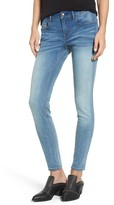 Vigoss Women's Clean Ankle Skinny Jeans