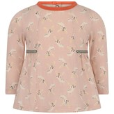 Catimini CatiminiBaby Girls Pink Deer Print Top
