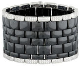 Chanel Diamond Ultra Wide Bracelet