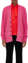Gucci Men's Wool Oversized Cardigan-PINK