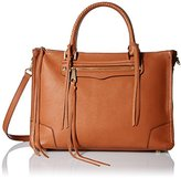 Rebecca Minkoff Regan Satchel Tote Shoulder Bag