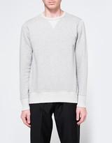 Merz b.Schwanen Sweatshirt in Grey Melange