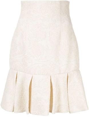 Bambah Short Ruffled Skirt