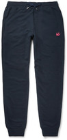 McQ by Alexander McQueen Tapered Cotton-blend Jersey Sweatpants