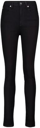 Victoria Victoria Beckham LA high-rise skinny jeans