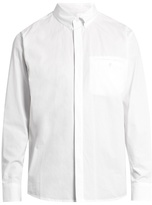 Fanmail Uniform long-sleeves cotton-poplin shirt