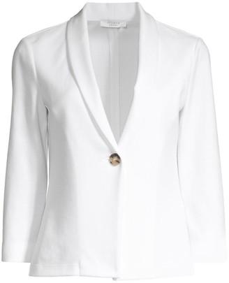 Peserico Single-Breasted Blazer