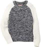 BLANKNYC Denim Wave Sliding Sweater (Big Girls)