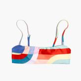Madewell Mara Hoffman® Cami Bikini Top in Meridian Print